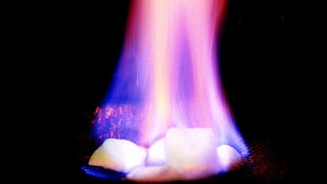 hidrato gelo de fogo